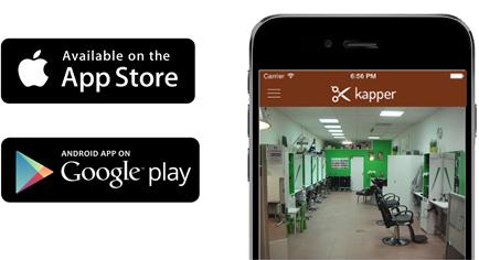 Online afspraak maken? Download de app.